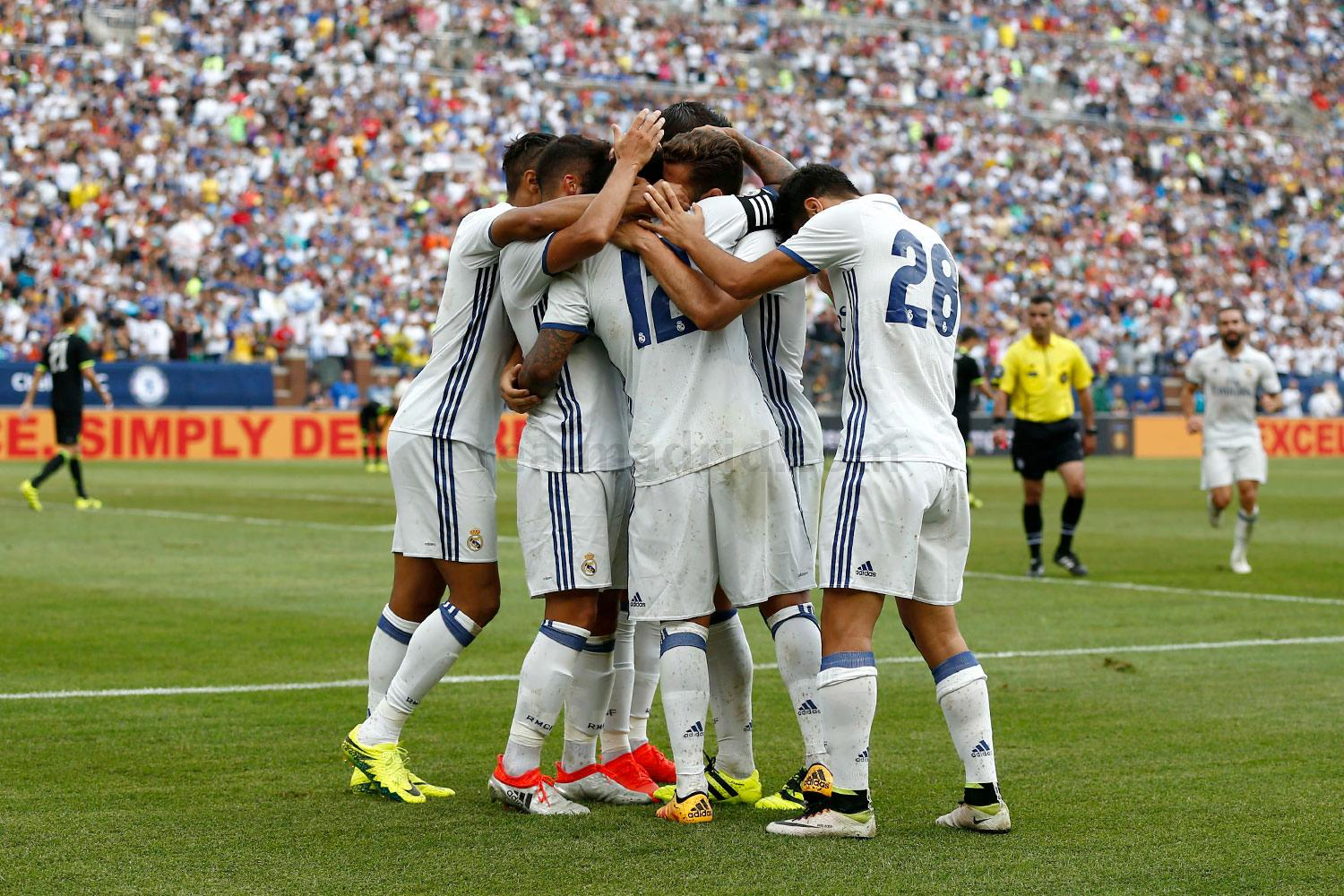 Classic and Garish | Real Madrid And Chelsea Debut New ...