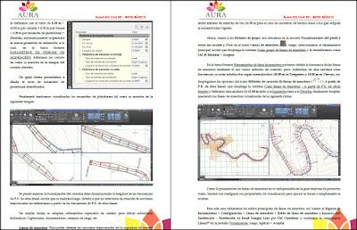 Alineamiento Horizontal AutoCAD Civil 3D 2016