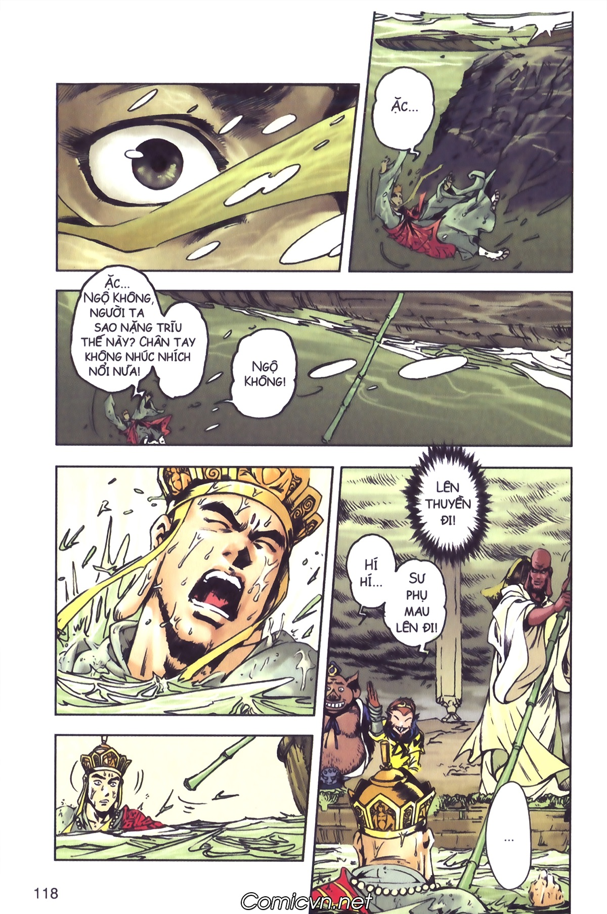 Tây Du Ký màu - Chapter 133 - Pic 18