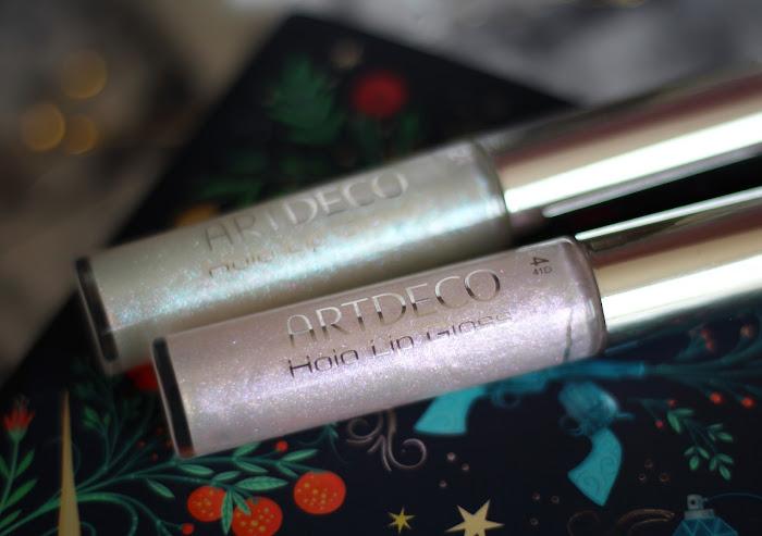 artdeco holo glam holo lipgloss review