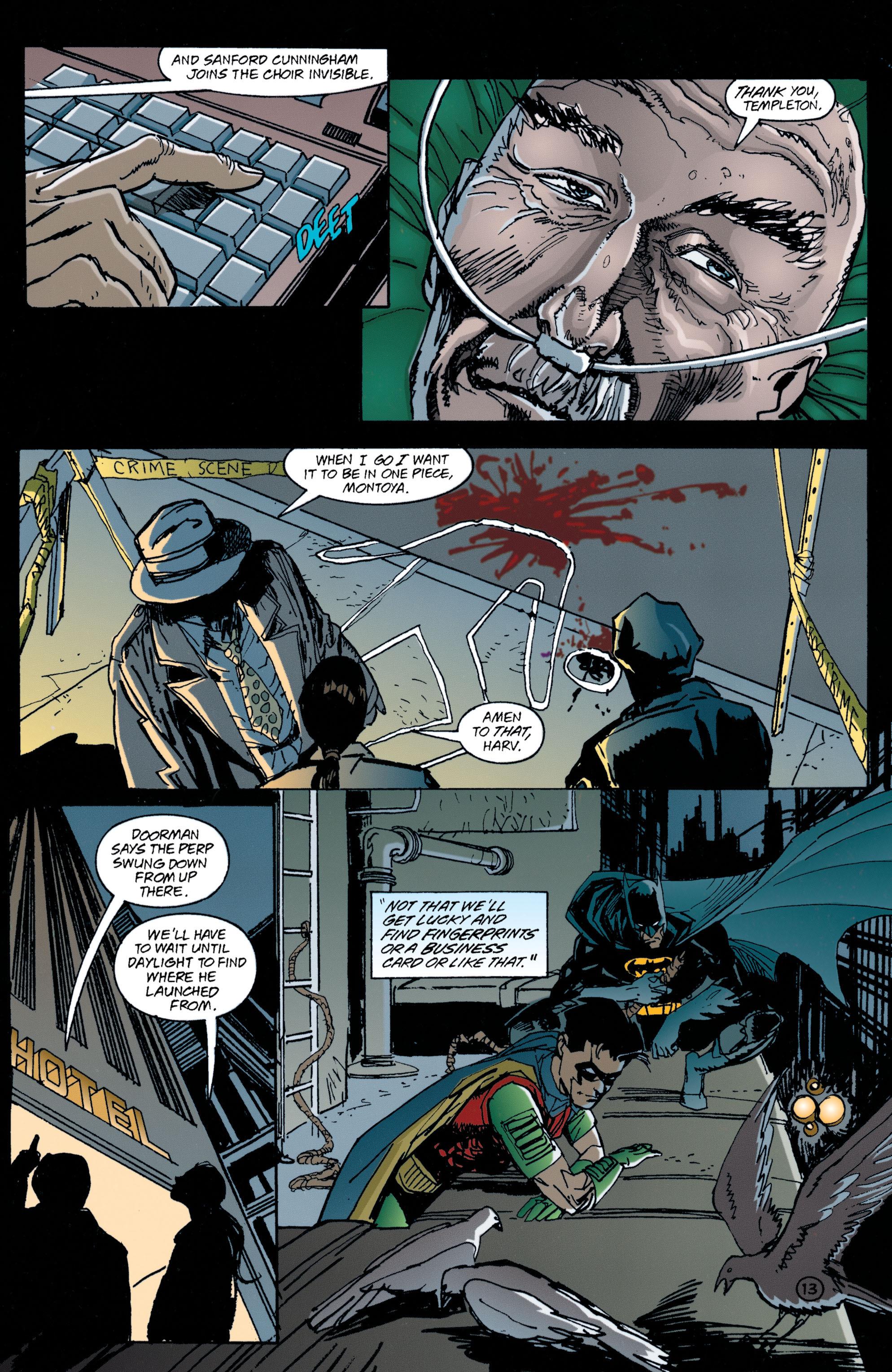 Detective Comics (1937) 708 Page 13