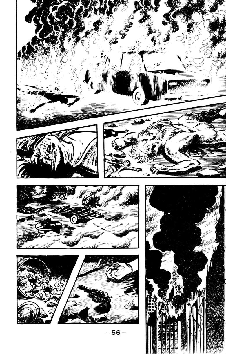 DevilMan chapter 18 trang 11