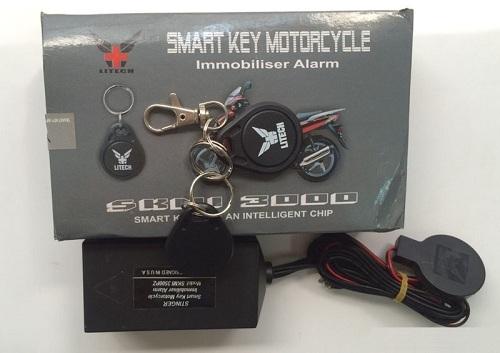 Khóa chống trộm xe máy Smarkey Litech SK 3000
