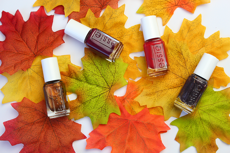 nailpolish vernis essie automne fall collection 2015