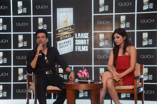 Royal Stag Barrel Select Large Short Films Presents Neeraj Pandey's latest short film – 'OUCH'