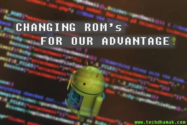 custom ROM's for android devices