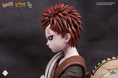 Figuras: Imágenes y detalles de Gaara de Naruto - Iron Kite Studios