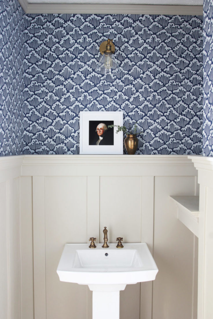 bathroom interior design farrow and ball graphic