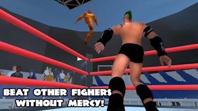 Wrestling Fighting Revolution Apk v1.0 (Mod Money)