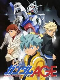 Chiến Binh Vũ Trụ  - Kidou Senshi Gundam Age VietSub (2013)