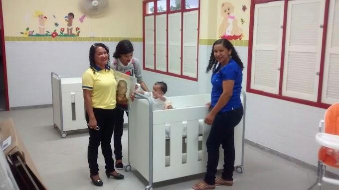 Macaíba ganha nova creche com capacidade para atender a mais de  250 crianças