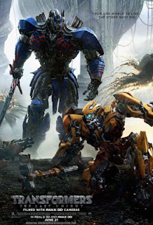 Film Transformers 5 The Last Knight