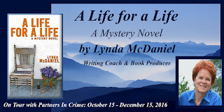 Book Showcase: A Life for a Life by Lynda McDaniel