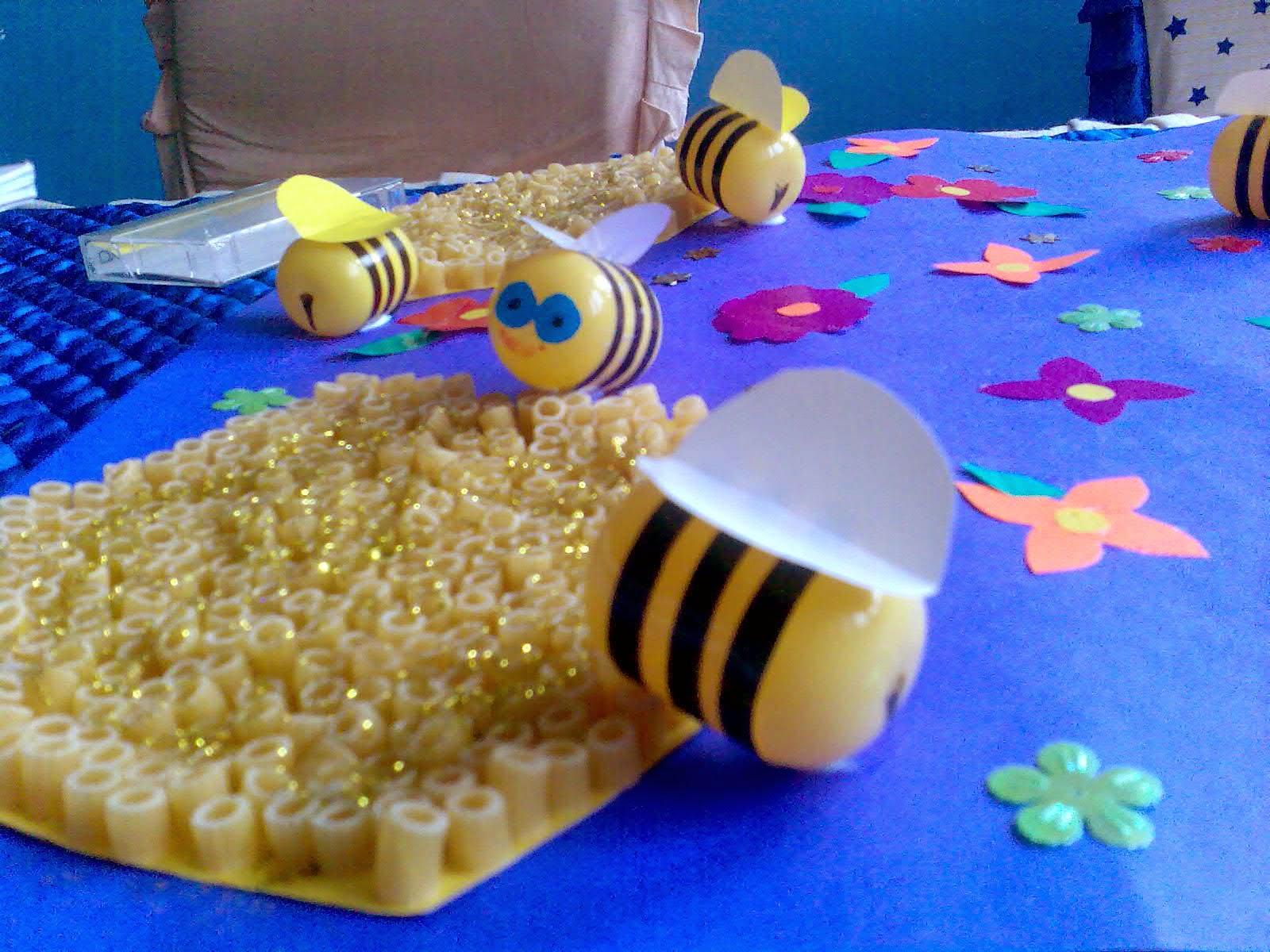 Pet Şişeden Arı Yapımı