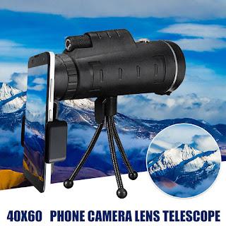 telescopio obiettivo zoom 40x60