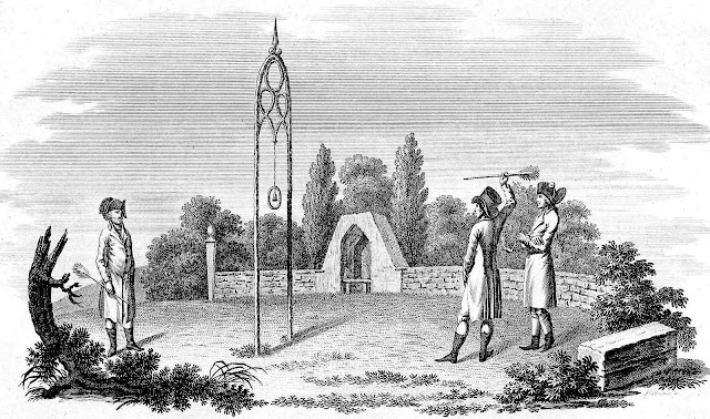 privileged wastrels in 1806