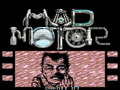 街機:瘋狂摩托車+無限生命,經典暴力機車遊戲!