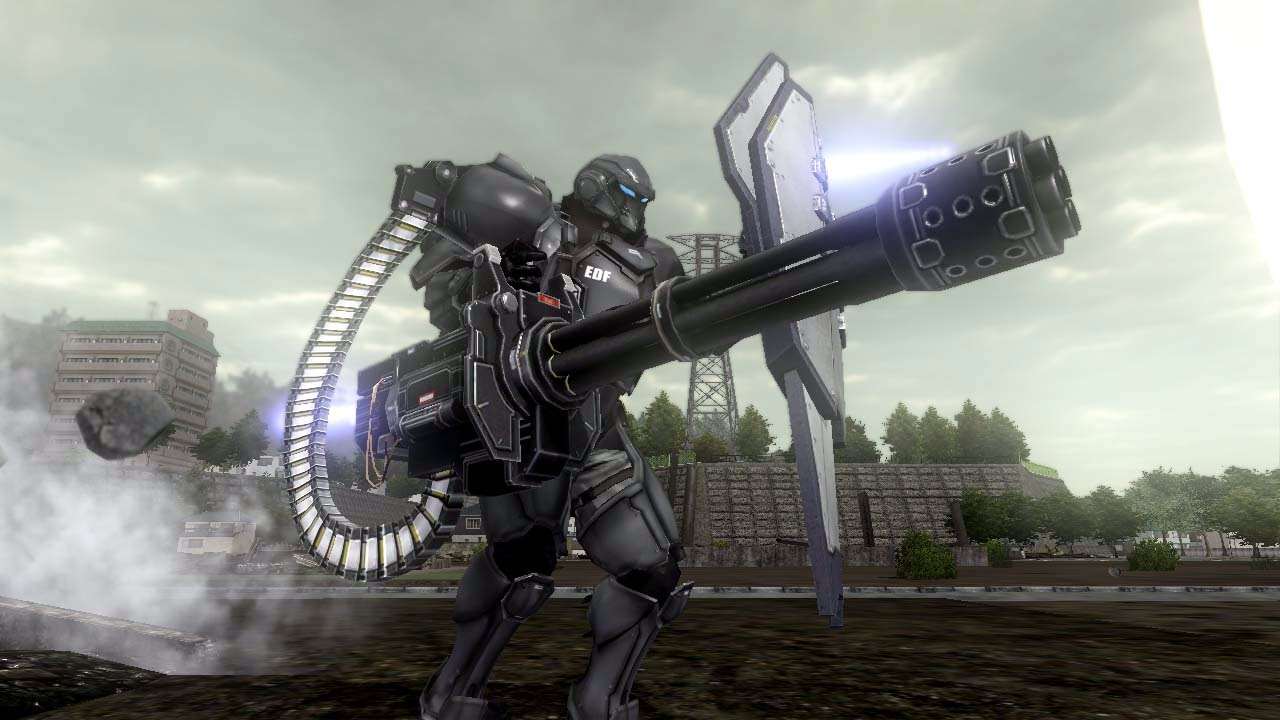 2025: Call A Fencer In Earth Defence Force 2025