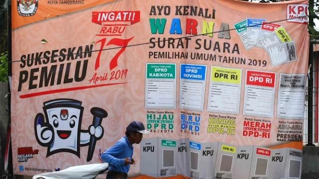 BPN: Jokowi Unggul di Timur, Prabowo di Barat