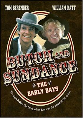 Los primeros golpes de Butch Cassidy y Sundance  (1979)