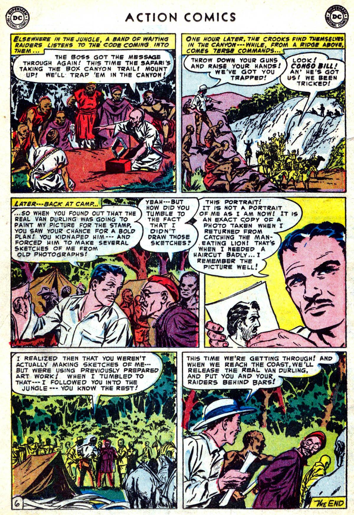 Action Comics (1938) 183 Page 21