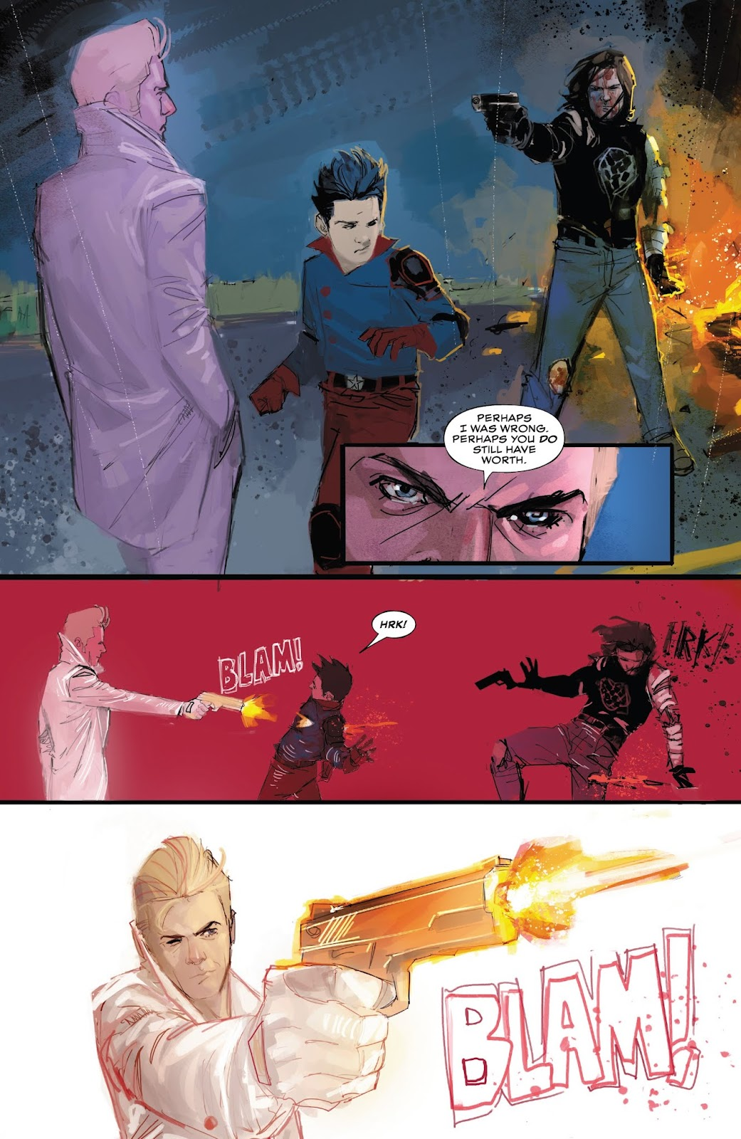 Read online Winter Soldier (2018) comic -  Issue #2 - 20