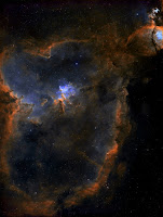 The Heart Nebula