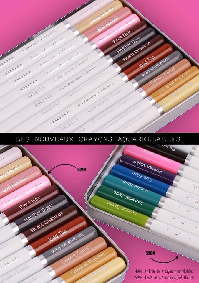 """Résultat de recherche d'images pour """"crayon aquarelle NUVO"""""""