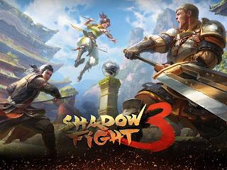 لعبة Shadow Fight 3 1.8.0 مهكرة كاملة للاندرويد (اخر اصدار)