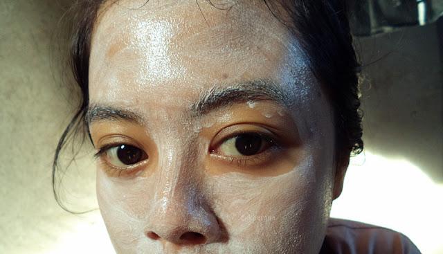 mustika ratu krem masker bengkoang