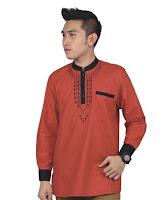 Distro Kaos Mahasiswa Pakaian Muslim Pria Model Baju Koko Terbaru