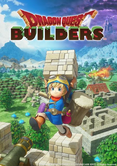 Dragon Quest Builders alardea de su proceso de creación