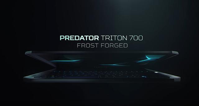Acer killer triton 700