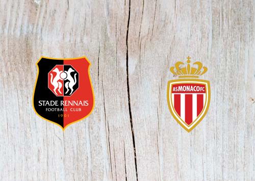 Rennes vs Monaco - Highlights 1 May 2019