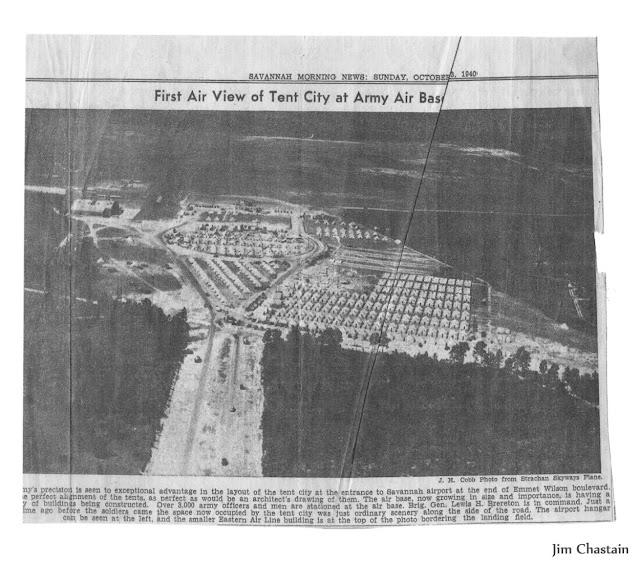 3 October 1940 worldwartwo.filminspector.com Savannah Army Air Force Base