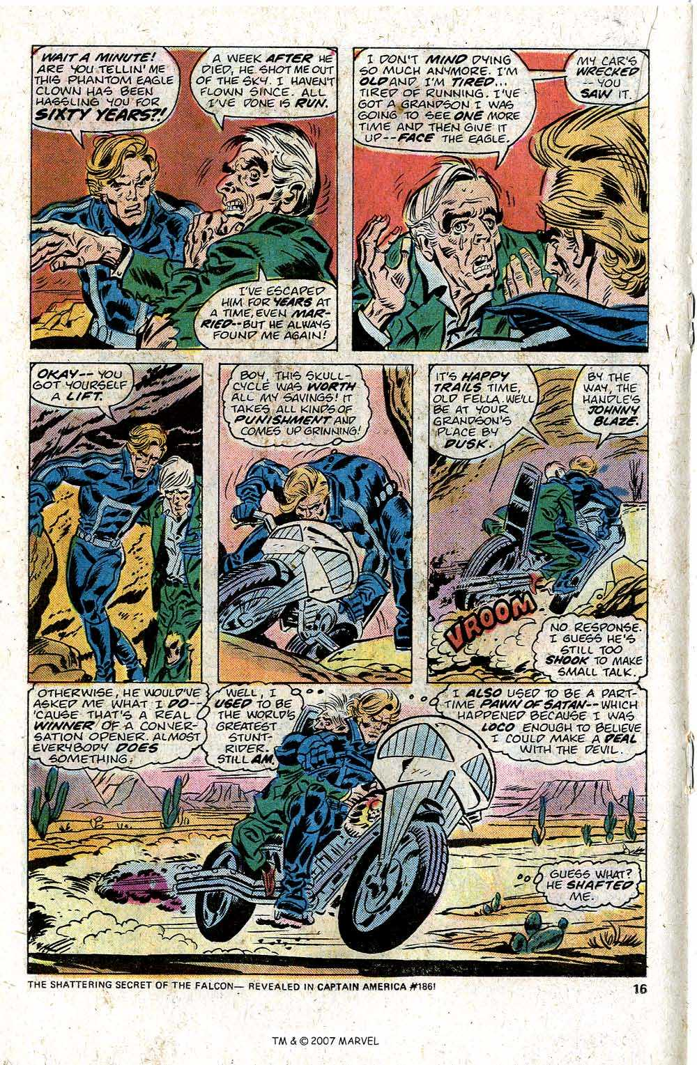 Ghost Rider (1973) Issue #12 #12 - English 18