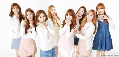 Lovelyz Secret Key 2016