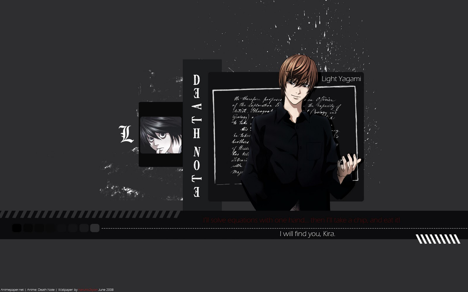 Pop Death Note L With Cake