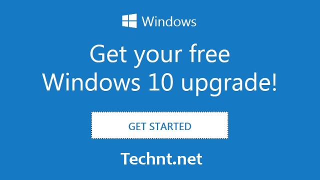 هذه فرصتك للحصول على التحديث المجاني من مايكروسوفت والإستمتاع بالويندوز 10 قبل فوات الأوان