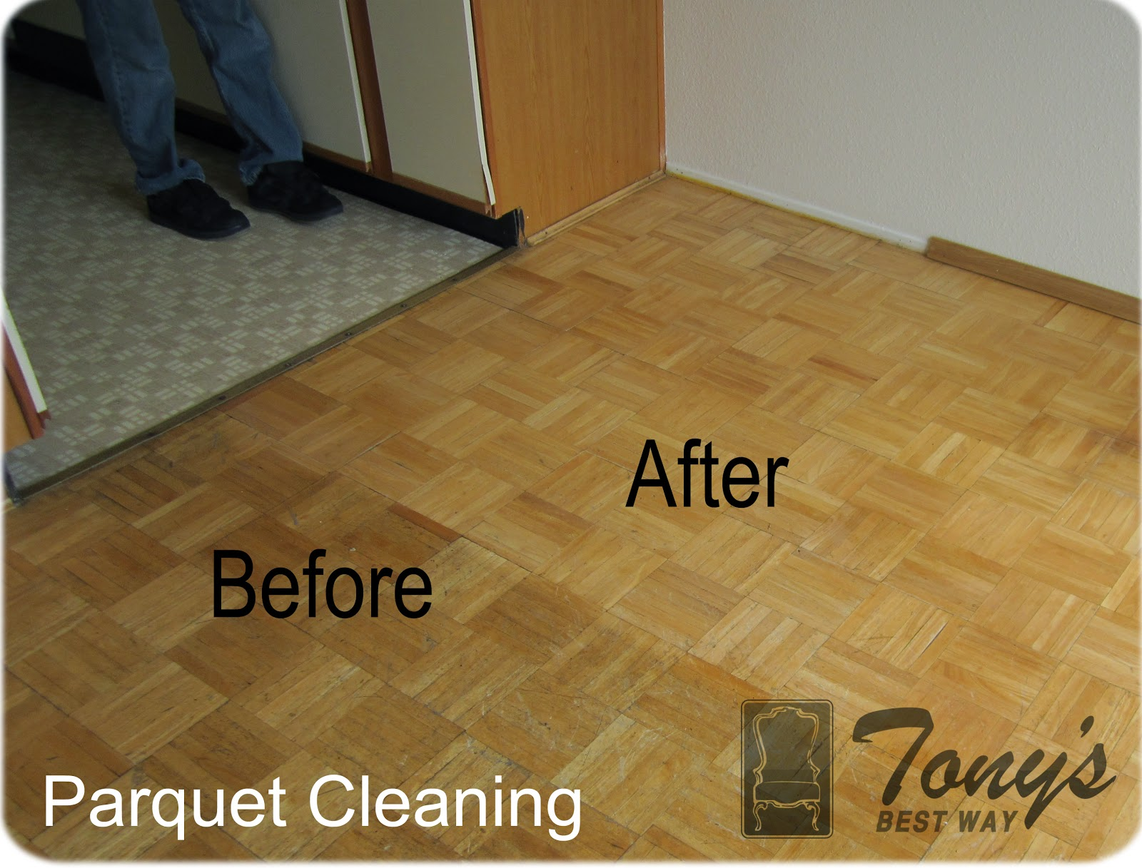 Beautiful Before And After Photo All Wood Types Served