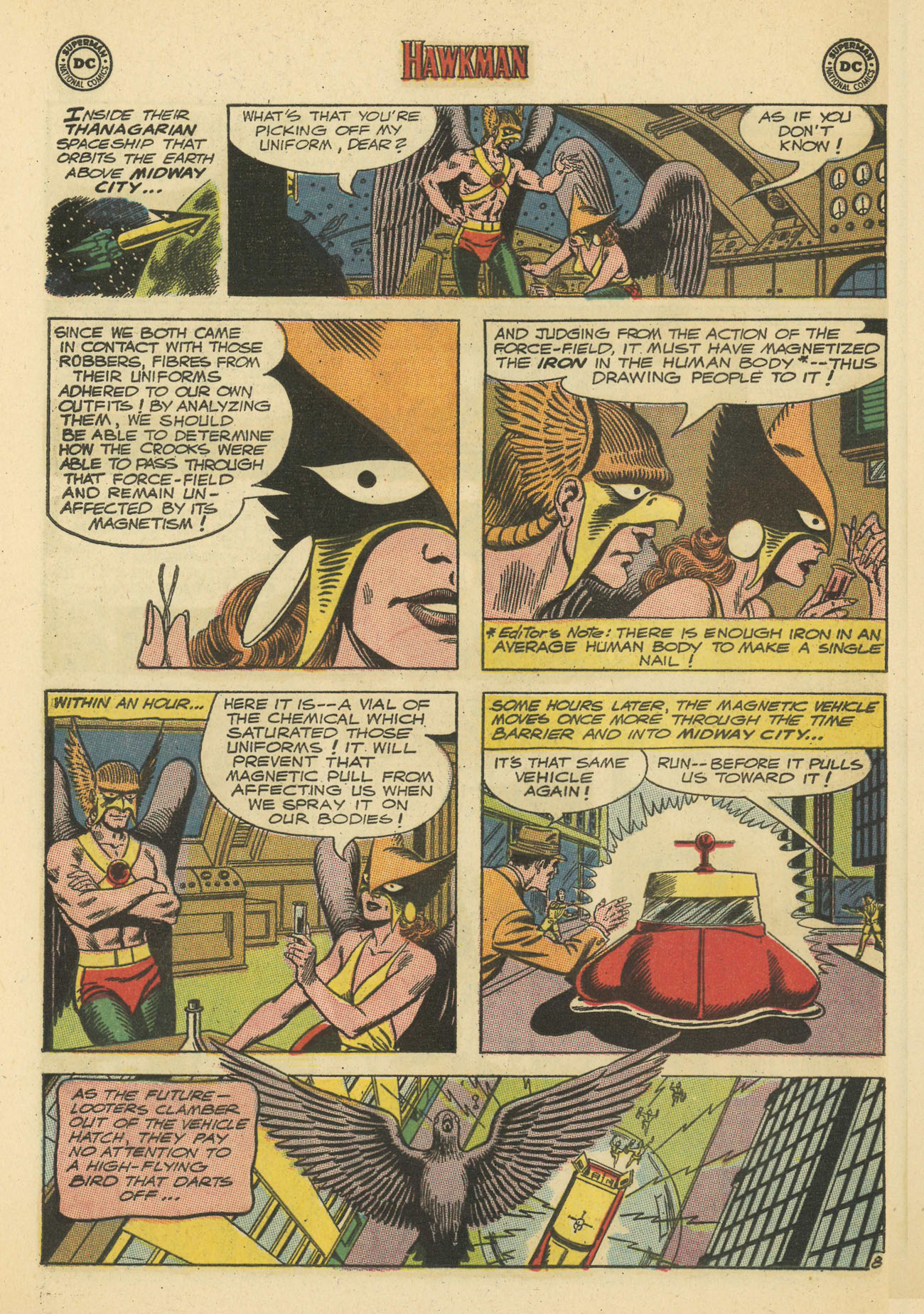 Hawkman (1964) issue 4 - Page 28