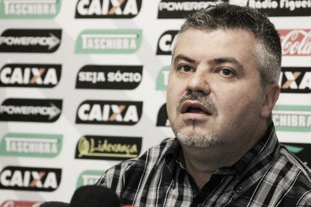 De forma oficial, Vitória anuncia retorno de Vagner Mancini para técnico e contratação de Cléber Giglio para diretor de futebol 2