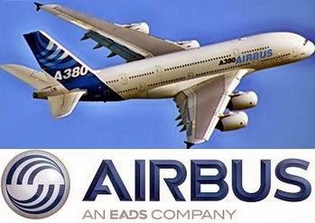 Airbus menerima penghargaan bergengsi Eropa