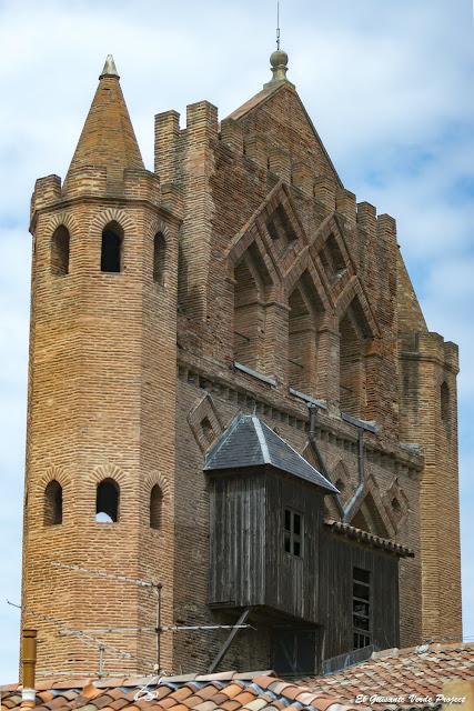 Notre Dame du Taur - Toulouse por El Guisante Verde Project