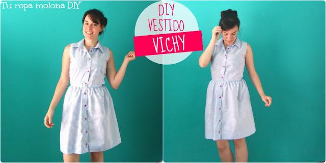 DIY Vestido Vichy