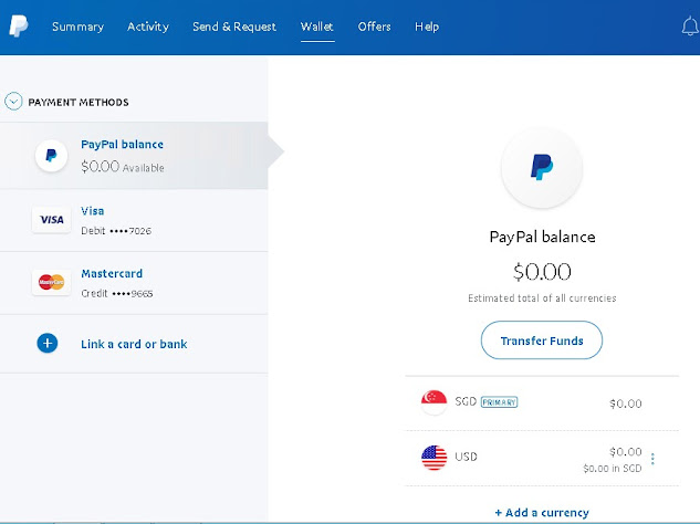 Free Working Paypal Accounts With Money