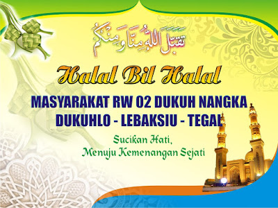 10+ Best For Contoh Banner Halal Bihalal Idul Fitri