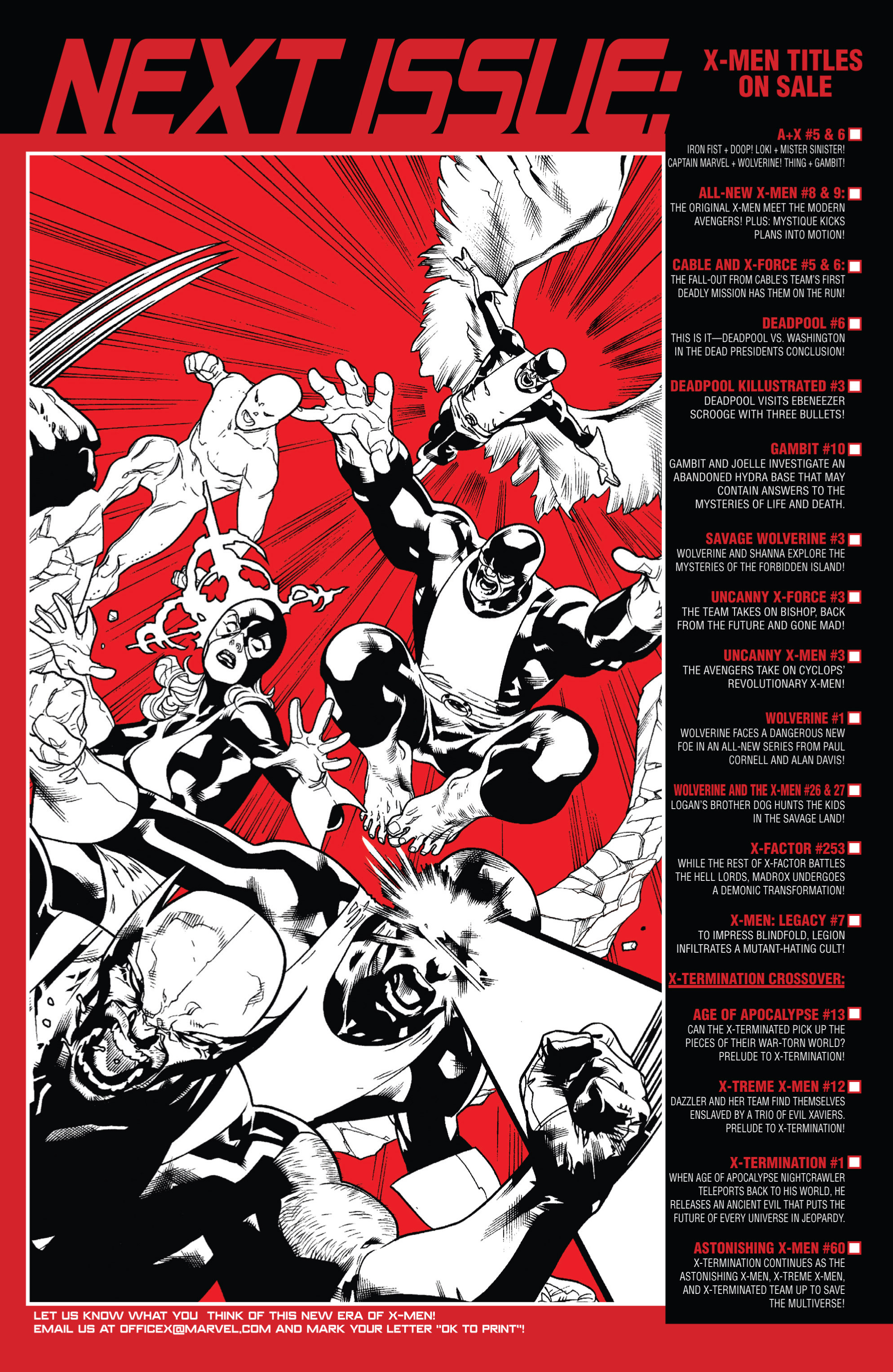 Read online All-New X-Men (2013) comic -  Issue # _Special - Here To Stay - 85