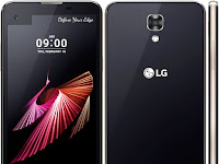 LG X Screen Smartphone Android 2 Layar Harga Rp 2 Jutaan
