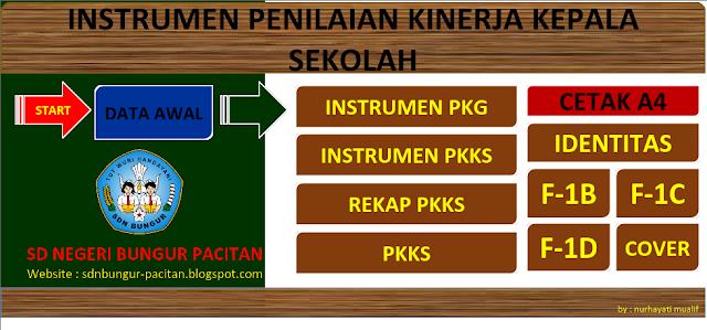 Instrument PKKS Tahun 2017
